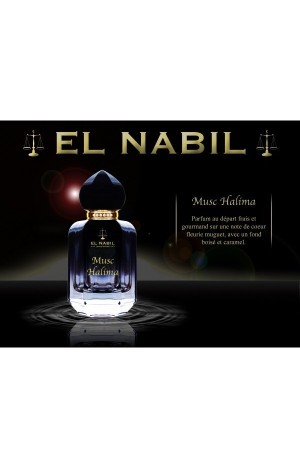 "Prafum spray ""Halima"" El nabil 50ml"