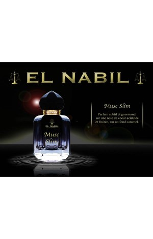"Prafum spray ""Slim"" El nabil 50ml"