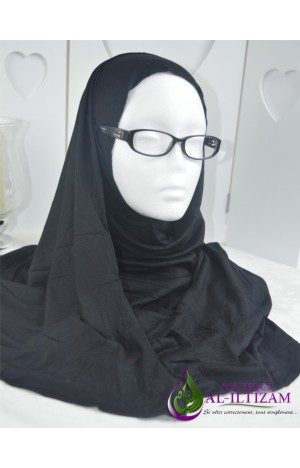 Hijab Layana spécial lunettes